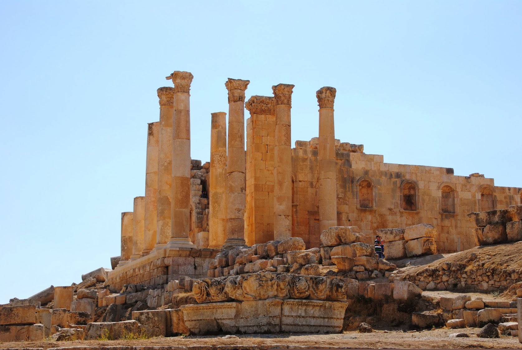 Jordan Travel Photos October 2014