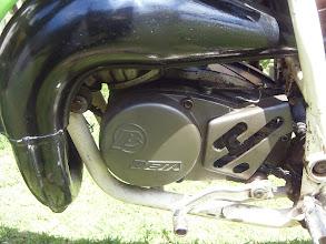 mi moto, antes... ahora