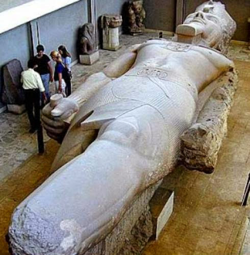 Ancient Capital Of Egypt