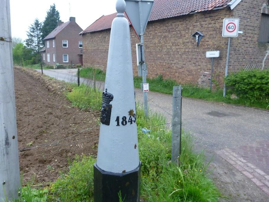 Mergellandroute, 135km/26h; Bocholtz(NL): 4-5 mai 2013 P1020369