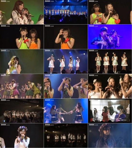 "(LIVE)(公演) SKE48 チームE ""手をつなぎながら"" 佐藤すみれの生誕祭 141120"