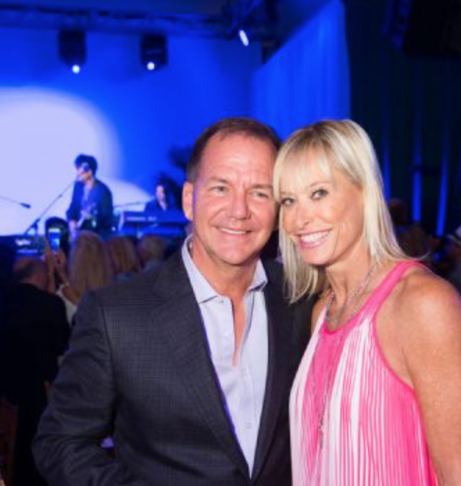 Karen Klopp, Hilary Dick article for New York Social Diary, What to Wear Everglades foundation party at thme breakers Paul & Sonia Tudor Jones