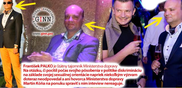 Homosexuál František Palko na otázky o diskriminácii neodpovedá