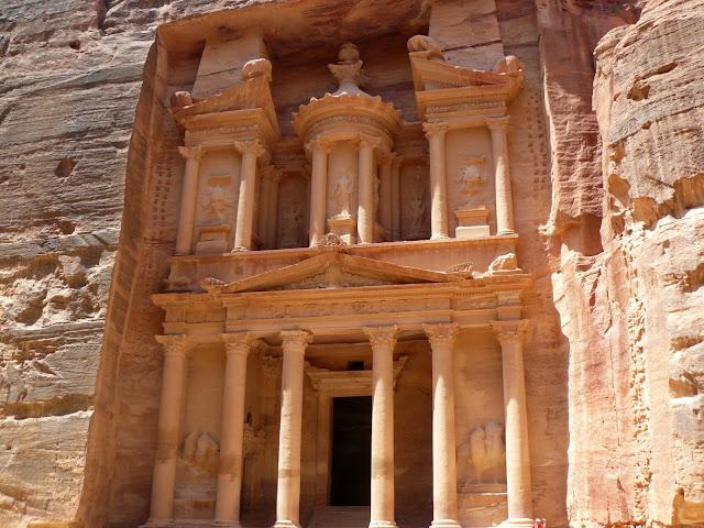 Tesoro (Khasneh) di Petra