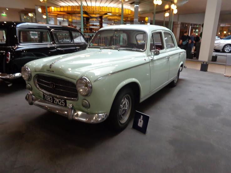 Musée de l'aventure Peugeot à Sochaux DSC01335
