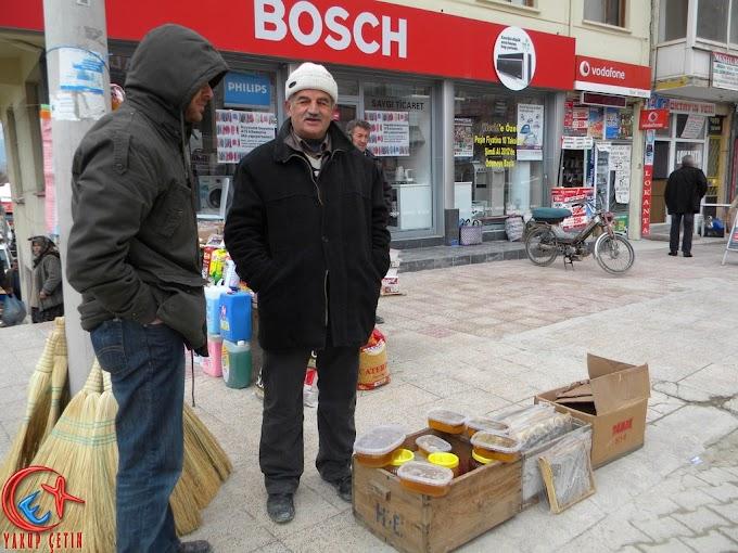 Bozkır Cuma Pazarı Slayt 18.11.2011
