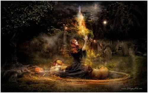 Samhain Ritual By Dorothy Morrison
