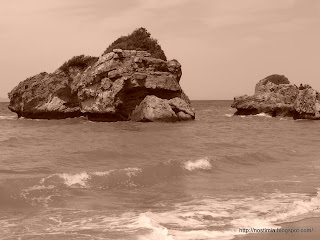Ατζούρο/Azzurro beach