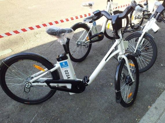 Las bicis definitivas de BiciMAD en fotos - pincha para ampliar