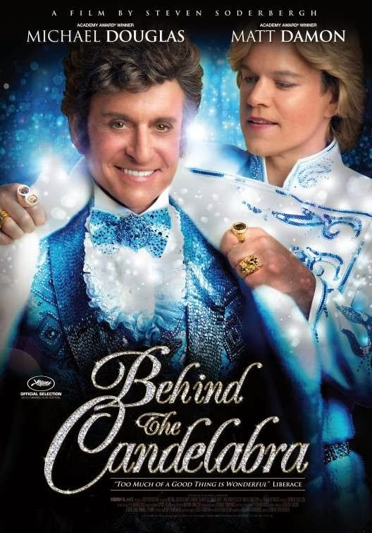Poster Of English Movie Behind The Candelabra (2013) Free Download Full New Hollywood Movie Watch Online At Alldownloads4u.Com