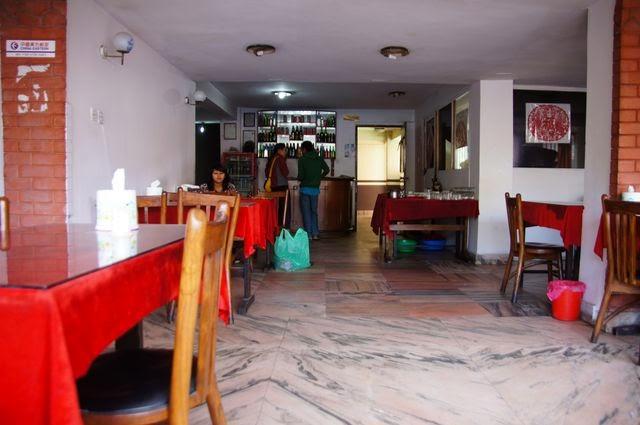 達人帶路-環遊世界-尼泊爾-長江餐廳
