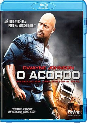 Filme Poster O Acordo BDRip XviD Dual Audio & RMVB Dublado
