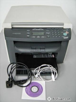 download Canon imageCLASS MF4122 Laser printer's driver