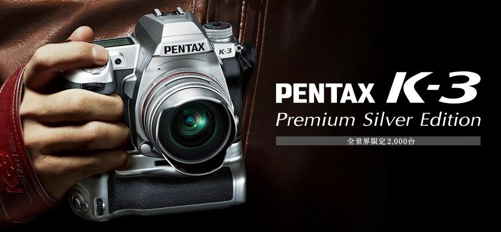 K-3 Premium Silver Edition 全世界限定2,000台