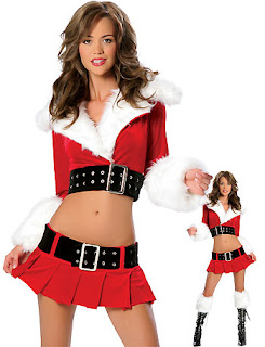 Holiday Pleasure Costume