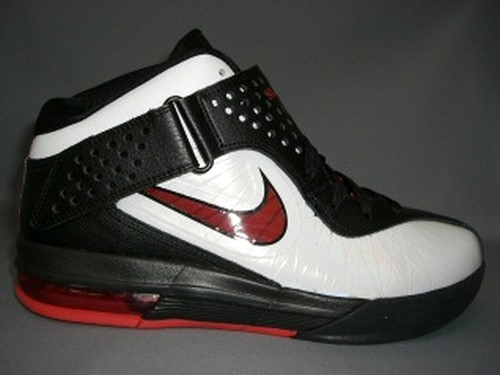 Nike Max Soldier V 8211 WhiteSport RedBlack 8211 Upcoming Colorway