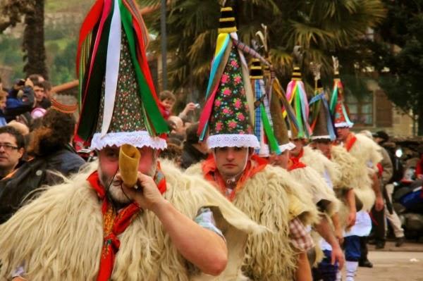 Carnavales en Navarra