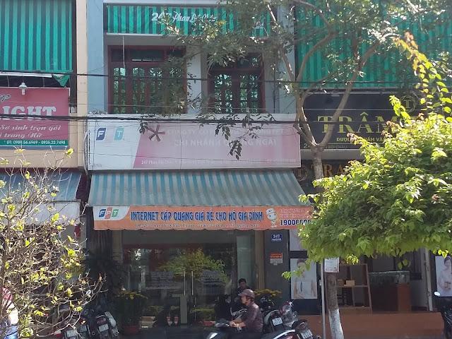 Địa Chỉ Văn Phòng Giao Dịch FPT Quảng Ngãi