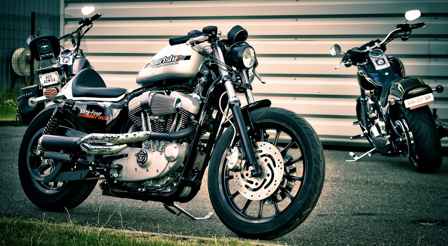 Américaines Sportster+%2B+harley-HDR