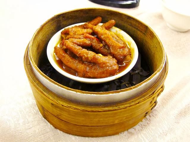 蠔油鳳爪-大大茶樓台中港式飲茶