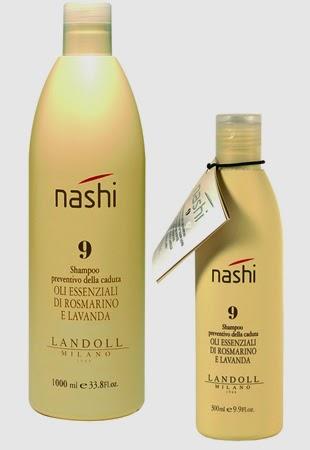 Dầu gội Nashi chống rụng tóc số 9