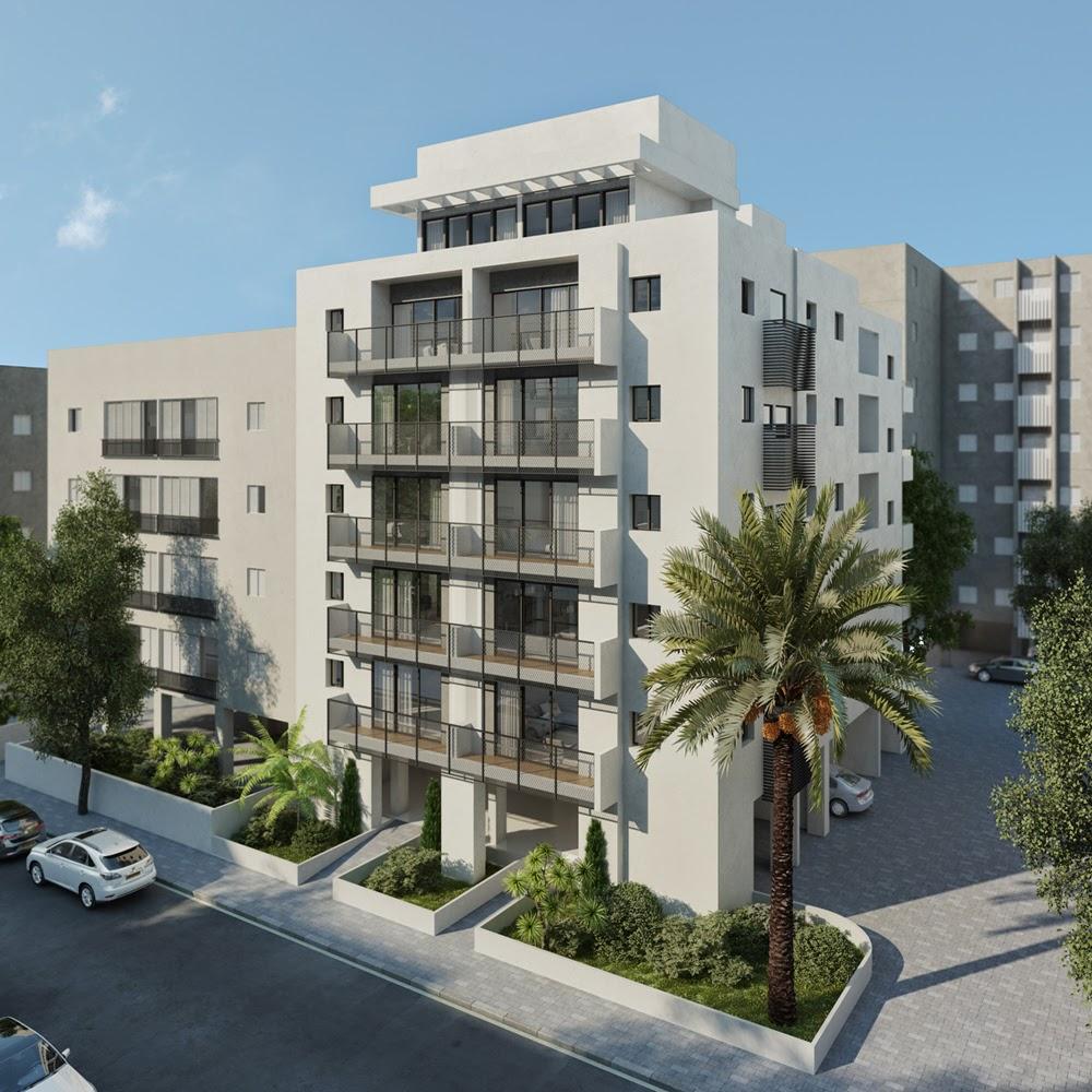 עדכון מעודכן פרויקטים חדשים בשכונת בבלי - פרויקט תל אביב XB-14