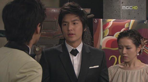 Lee Min Ho, Song Ye Jin