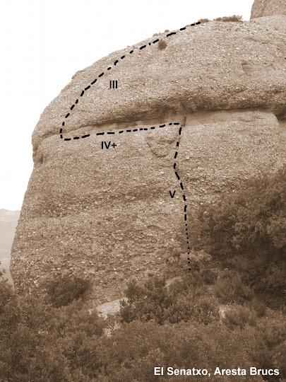 El Senatxo, Montserrat