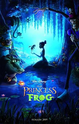 La Princesa y el Sapo – DVDRIP LATINO