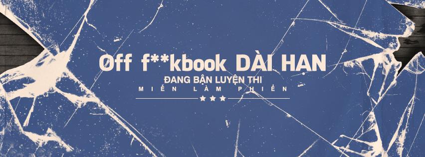 Ảnh bìa facebook đẹp về học hành ôn thi hài hước
