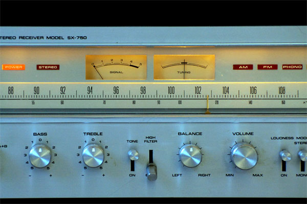 my stereo receiver