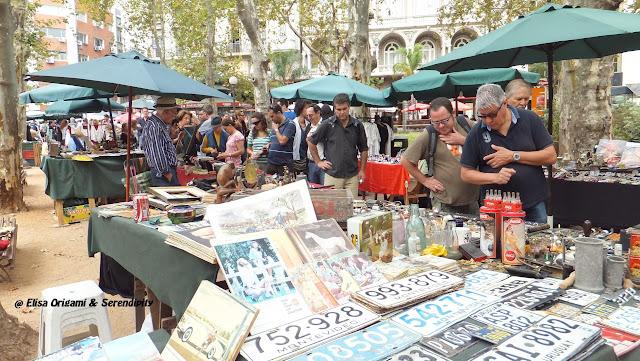 Plaza Constitución, Ciudad Vieja, Montevideo, Uruguay, Elisa N, Blog de Viajes, Lifestyle, Travel