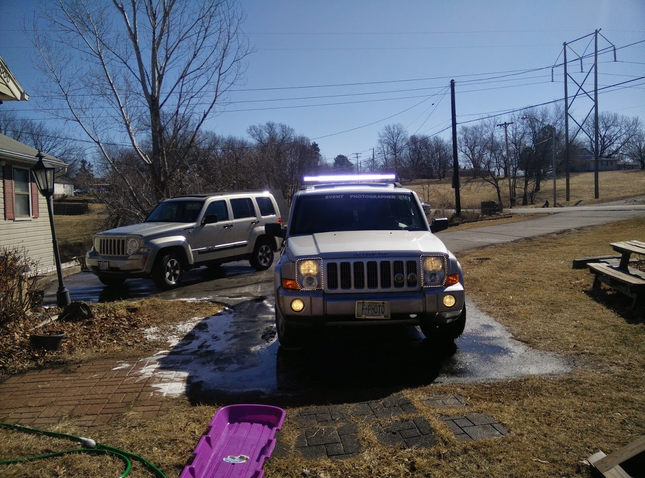 50 Inch Light Bar Page 2 Jeep Commander Forums Jeep