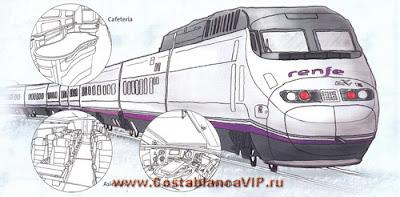Valencia, Barcelona, Москва, Валенсия, Барселона, поезд, вокзал, аэропорт, Испания, как доехать из Валенсии в Барселону, CostablancaVIP, Prat, Renfe, Sants, Joaquin Sorolla, estacion Norte, самолёт, Vueling, железные дороги Испании, карта