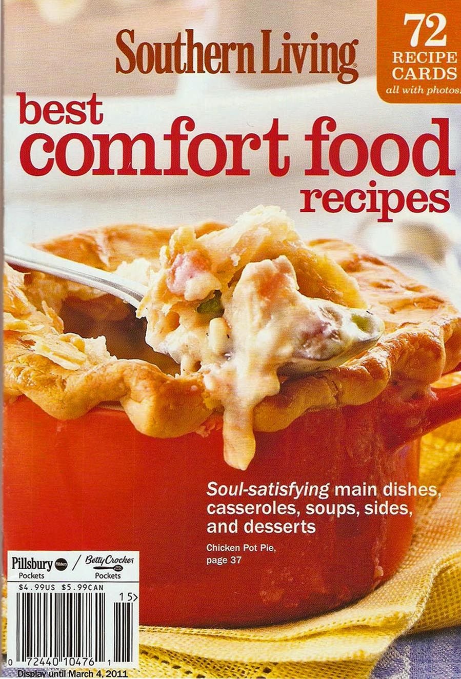 The iowa housewife southern living best comfort food recipes southern living best comfort food recipes forumfinder Choice Image