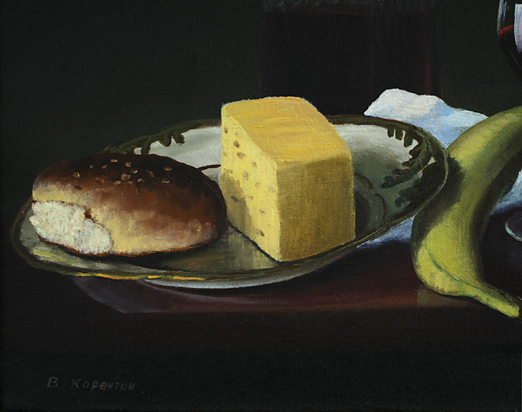 art, painting, живопись, масло, рисунки, Валерий Каренгин,Valery Karengin,мартй, march,