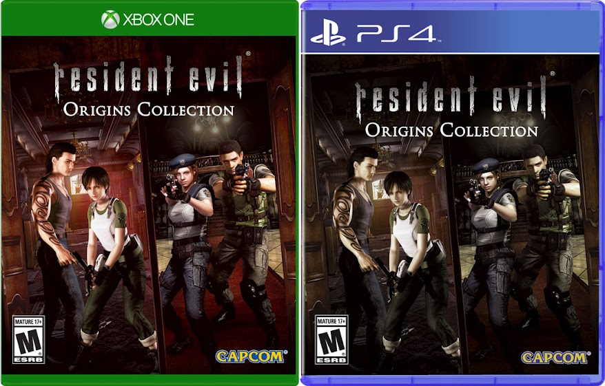 resident-evil-collection-remake-ps4-xboxone-pc-capcom-zombies-outbreak