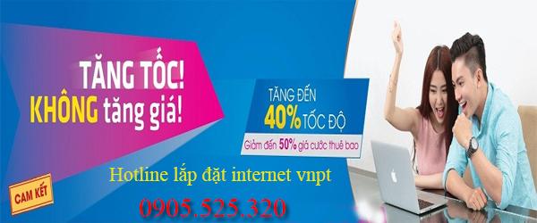 Đăng Ký Lắp Đặt Internet VNPT