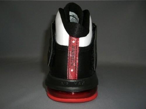 Nike Max Soldier V 8211 WhiteSport RedBlack 8211 Upcoming Colorway