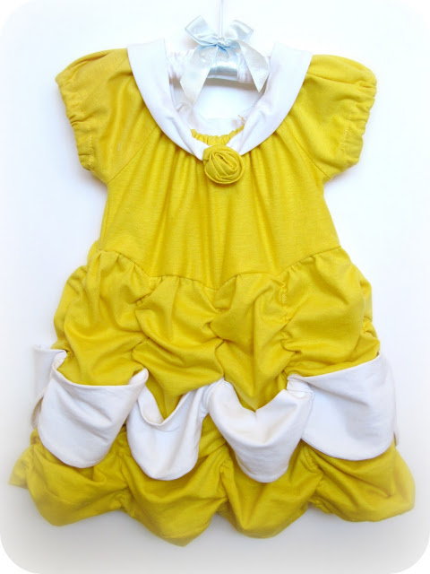 baby belle dress Home made by jill 2013