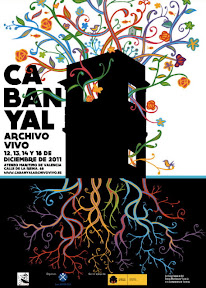 Cabanyal archivo vivo, cartel