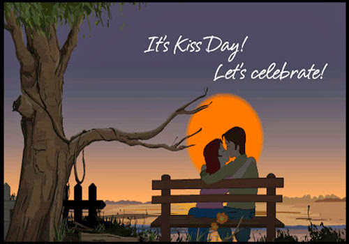 Kiss Day Wallpapers