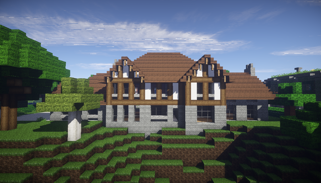 Galerie Plans De Maisons Pour Minecraft Edit Plans Listés