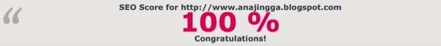 SEO score for http://www.anajingga.blogspot.com