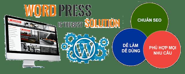 Những lưu ý khi chọn dịch vụ thiết kế website wordpress