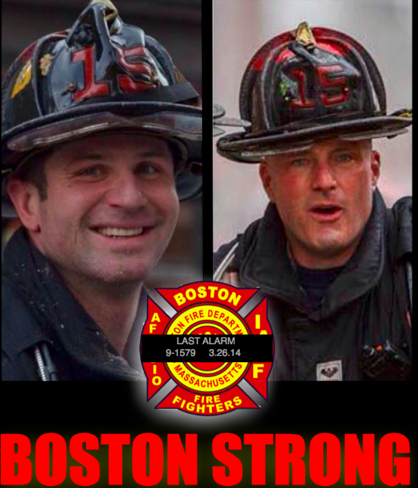 Pompier Boston LODD