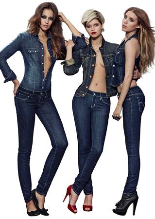 Come riconoscere jeans levis