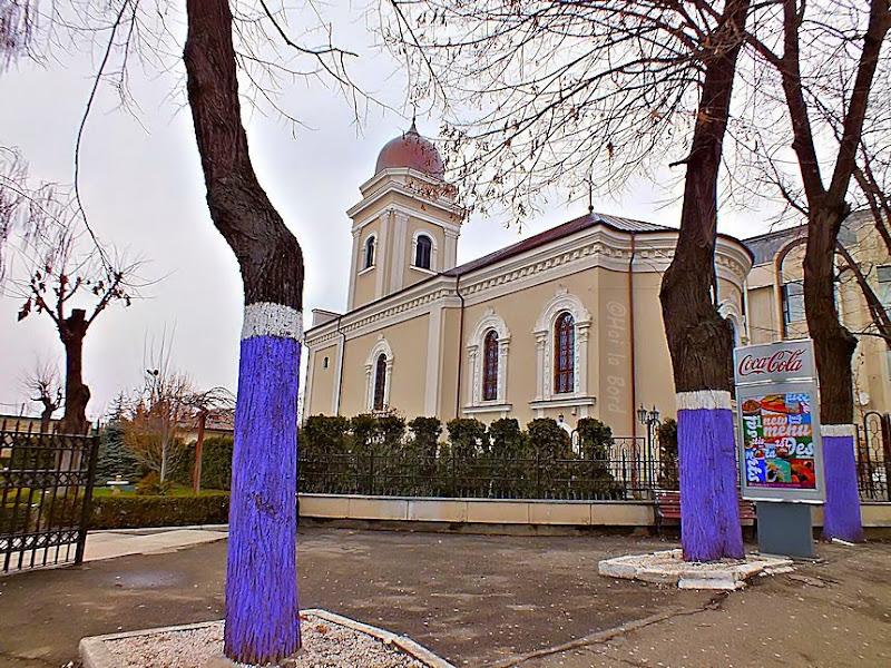 biserica banu lapusneanu iasi