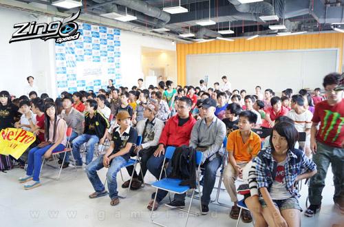 Zing Speed: Toàn cảnh vòng chung kết SSC 2011 1