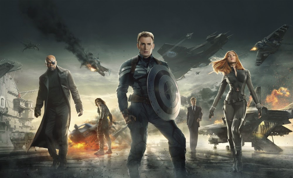 Первый Мститель : Другая Война, 2014
